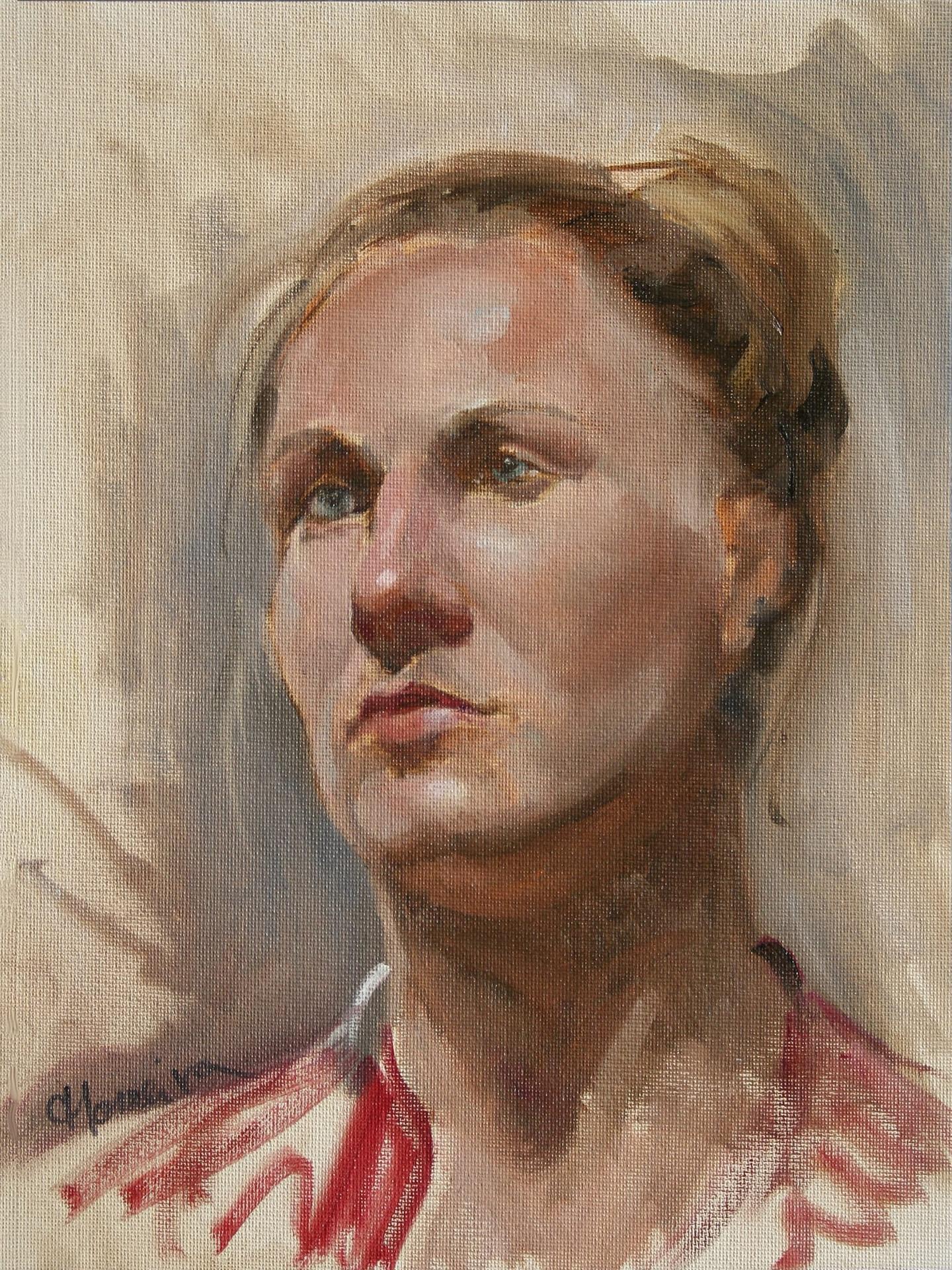 Portrait of Faith